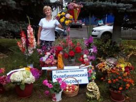 Районный конкурс цветов!!!