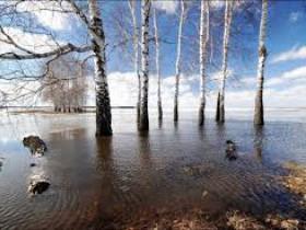 Действия в случае угрозы возникновения паводка…